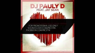 DJ Pauly D Feat. Jay Sean - Back To Love (Ric Stin Remix) \\ FREE DOWNLOAD @ Description
