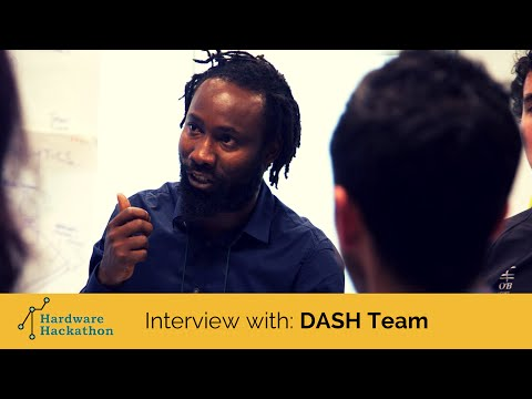 Interview with the DASH Team (Dublin Hardware Hackathon 2014) #HackDublin