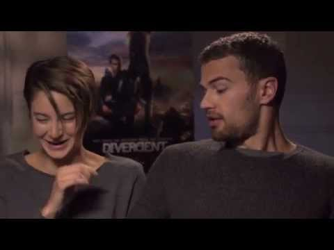 Shailene and Theo Best Moments Part 1