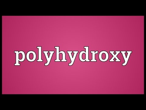 Header of polyhydroxy