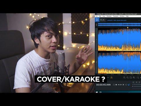 Cara Bikin Musik Cover Karaoke Menghilangkan Vokal Drum Gitar Dari Lagu Aslinya Youtube