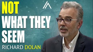 Richard Dolan - Are ET's Walking Among Us Right Now? (FULL INTERVIEW - Exclusive!)