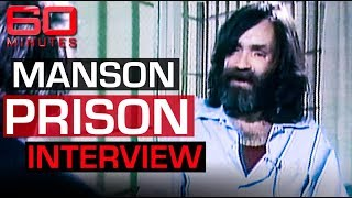 Download Charles Manson's first prison interview | 60 Minutes Australia Mp3 and Videos