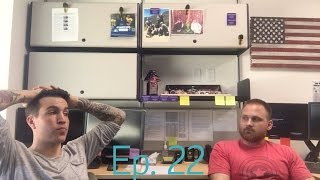 The hardest part about being a U.S. Navy Corpsman (Blueside & Greenside) -- MLBAF EP. 22