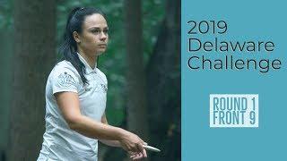 2019 Delaware Challenge • R1F9 • Kristin Tattar • Sarah Hokom • Holly Finley • Becky Harris