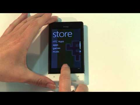 Getting started with your Windows Phone 8S by HTC