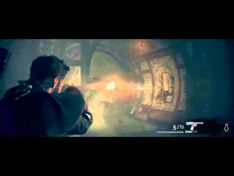 The Order: 1886 the suspect is hatless, repeat hatless