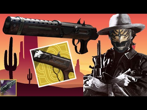 When Clint Eastwood Enters The Crucible..(My Titan Is a Cowboy) Destiny 2 Season Of Dawn