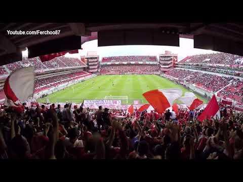 Compilado de la hinchada de Independiente - 2017