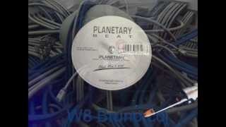 Planetary Beat ‎– Planetary (Club Mix 1) 1995