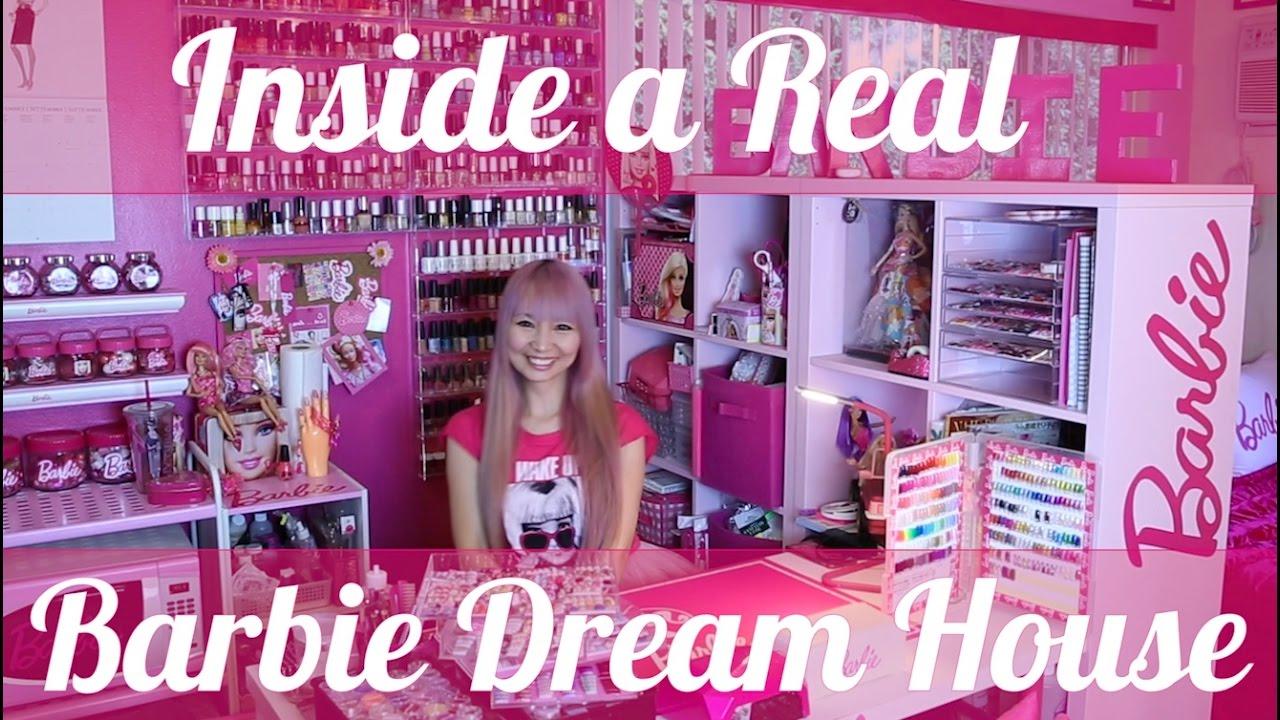 Inside a Real Barbie Inside a