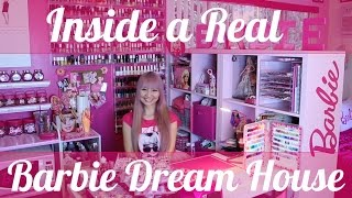 Inside a Real Barbie Dream House   HelloGiggles