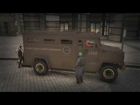Gta5 joker bank heist