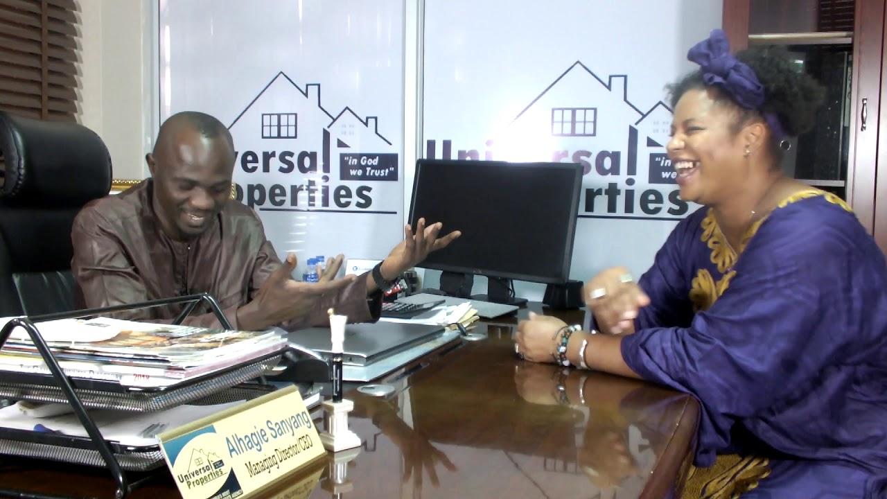 UNIVERSAL PROPERTIES GAMBIA