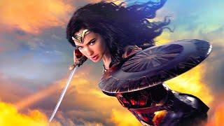 Justice league clip, wonder women fight scene in London