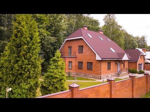 купить дом в Серебрянке
