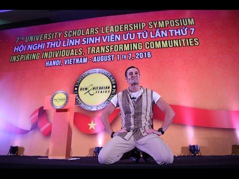 David Begbie at the 7th USLS 2016