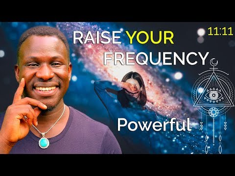 10 Things to Give Up to Raise Your Frequency And Vibration I