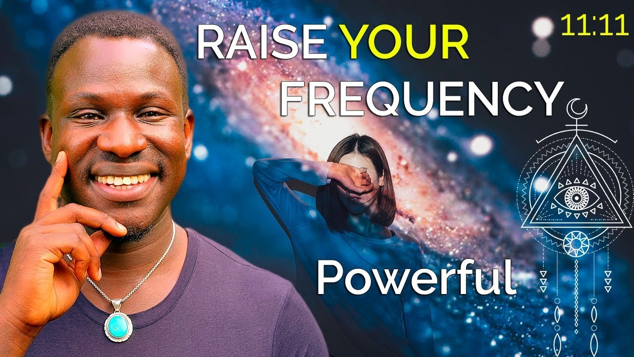 10 Things to Give Up to Raise Your Frequency And Vibration INSTANTLY (Powerful!)