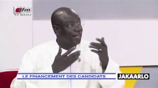 REPLAY - Jakaarlo Bi - Invités : ABDOULAYE WILAN, FOU MALADE - 11 Janvier 2018 - Partie 1