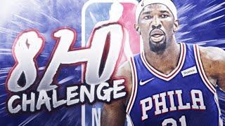 75+ WINS? 6 90'S? 82-0 CHALLENGE! NBA 2K19