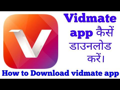 Vidmate Apps Download Install