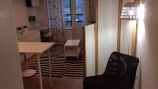 Шоурум квартира студия ЖК Гринландия (метро Девяткино)