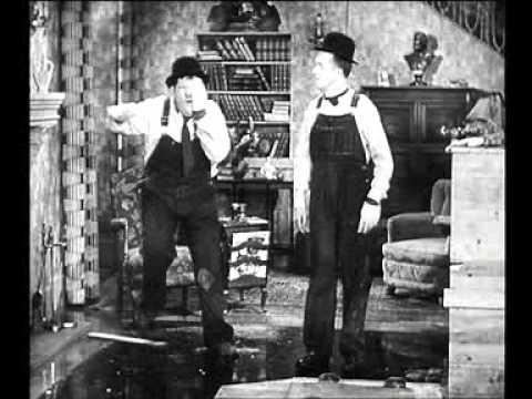 Stan Laurel & Or Hardy #1