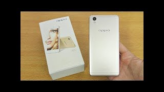 OPPO A37 Review, Unboxing, Specifications and Price in [URDU/HINDI]