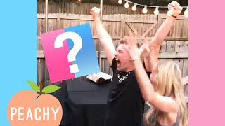 Gender Reveals That'll Make You Sob With Joy | Funny Baby Gender Reveal Compilation