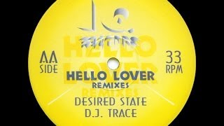 FALLEN ANGELS - HELLO LOVER - DJ TRACE REMIX - 1994
