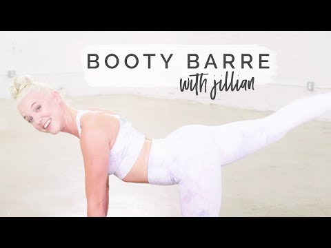 Love Your Body Booty Barre Workout with Jillian