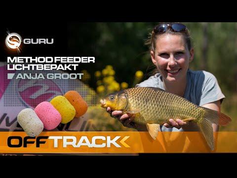 METHOD FEEDER Compact Vissen Met Anja Groot |OFF TRACK|Tackle Guru Benelux