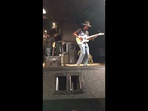 """Cedric Burnside Project """"I Live The Blues"""" Live at Front Porch Jubilee"""