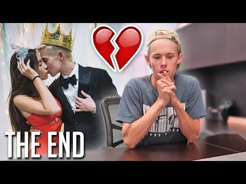 breaking up with my first love not clickbait