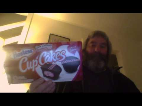 Hostess Cup Cakes Raspberry Creamy Filling Review