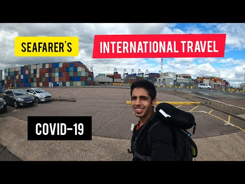 JOINING BIGGEST SHIP IN THE WORLD | My journey during COVID-19 |
