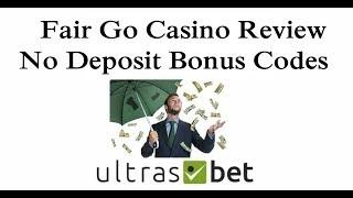 Fair Go Casino Review No Deposit Bonus Codes 2019 Youtube