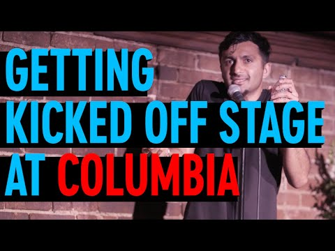 Why I Got Kicked Off Stage at Columbia | Nimesh Patel | Stand Up Comedy