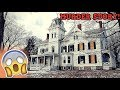 Abandoned Family Mansion (Crazy Story!)
