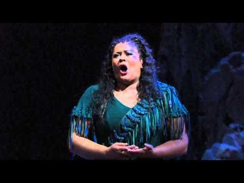 "Aida: ""O patria mia"" -- Violetta Urmana (Met Opera)"