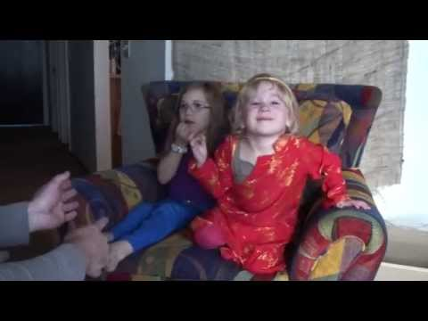 Kids React to Dad's Star Wars Story