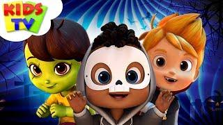Happy Halloween | Nursery Rhyme | Halloween Songs For Children By Boom Buddies