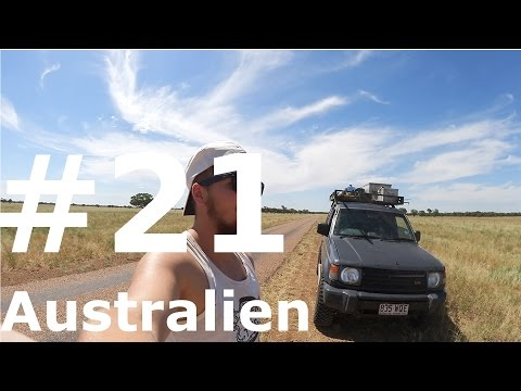 Einen Tag nach Longreach || Work & Travel Australien #21