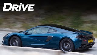 McLaren 570 GT @ Tour de Corse [English subs]