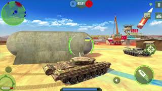I'm Using No Power Ups! - War Machines Tank Shooting Game Best App For iPhone - imjusbetter