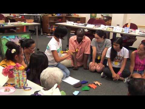 Montessori  Summer Institute 2013 - Chaminade University