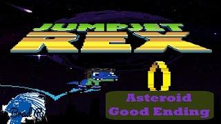 JumpJet Rex - Asteroid Good Ending