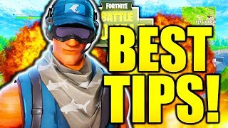 HOW TO WIN ALL FIGHTS FORTNITE TIPS AND TRICKS! HOW TO GET BETTER AT FORTNITE PRO TIPS SEASON 4!