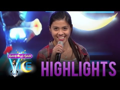 GGV Pre: Mary Grace duces herself  GGVKZyahan